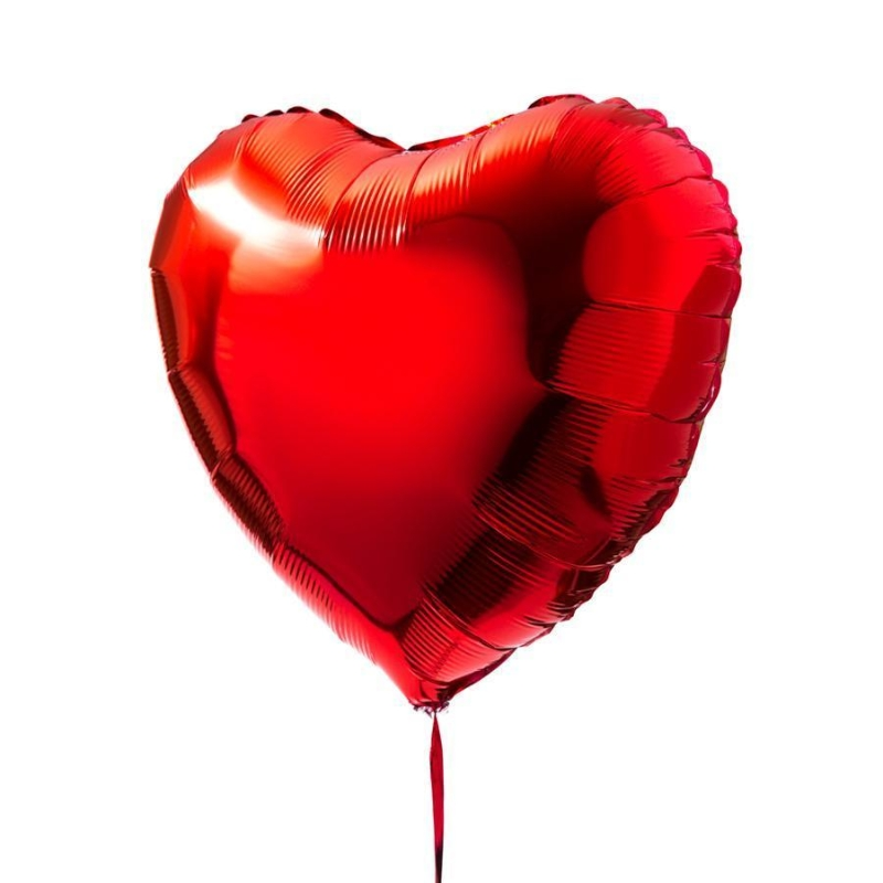 Heart Balloon – buy online or call 01642 787989