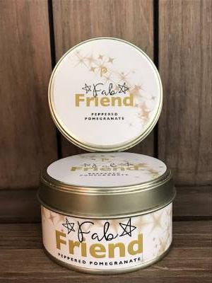 Fab Friend Candle