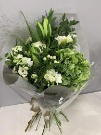 Natural Whites Bouquet